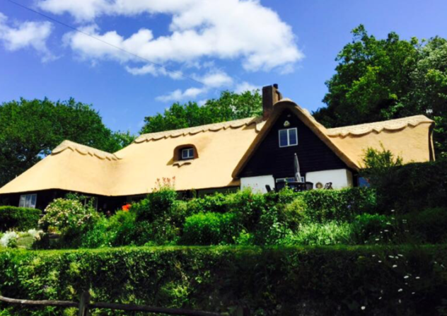 re-thatch in chipstead - Surrey